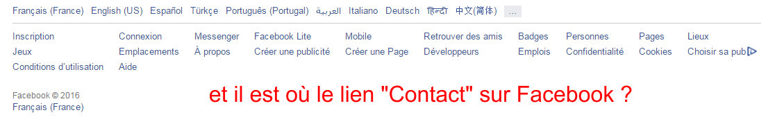 Facebook absence de lien contact page d accueil 080116.jpg